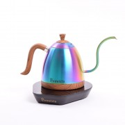 Brewista Artisan 600mL Gooseneck Variable Temperature Kettle - Rainbow color  ( Limited Edition )