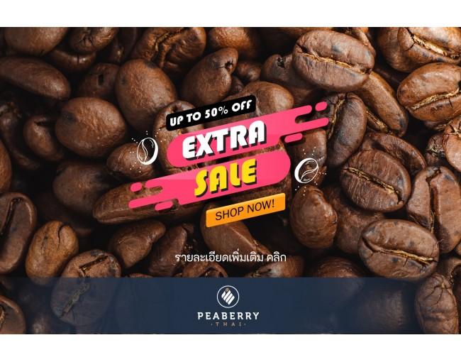 Extra Sales on WEbsite 50%