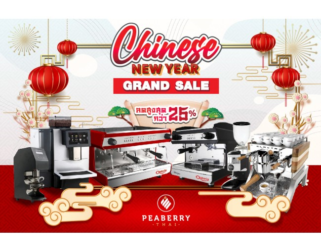 Chinese New Year Grand Sale 2021