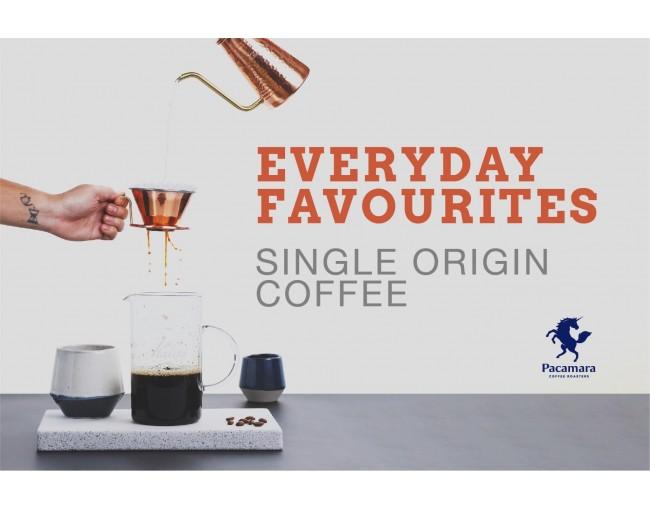 Everyday Favourite Single Origin Coffee