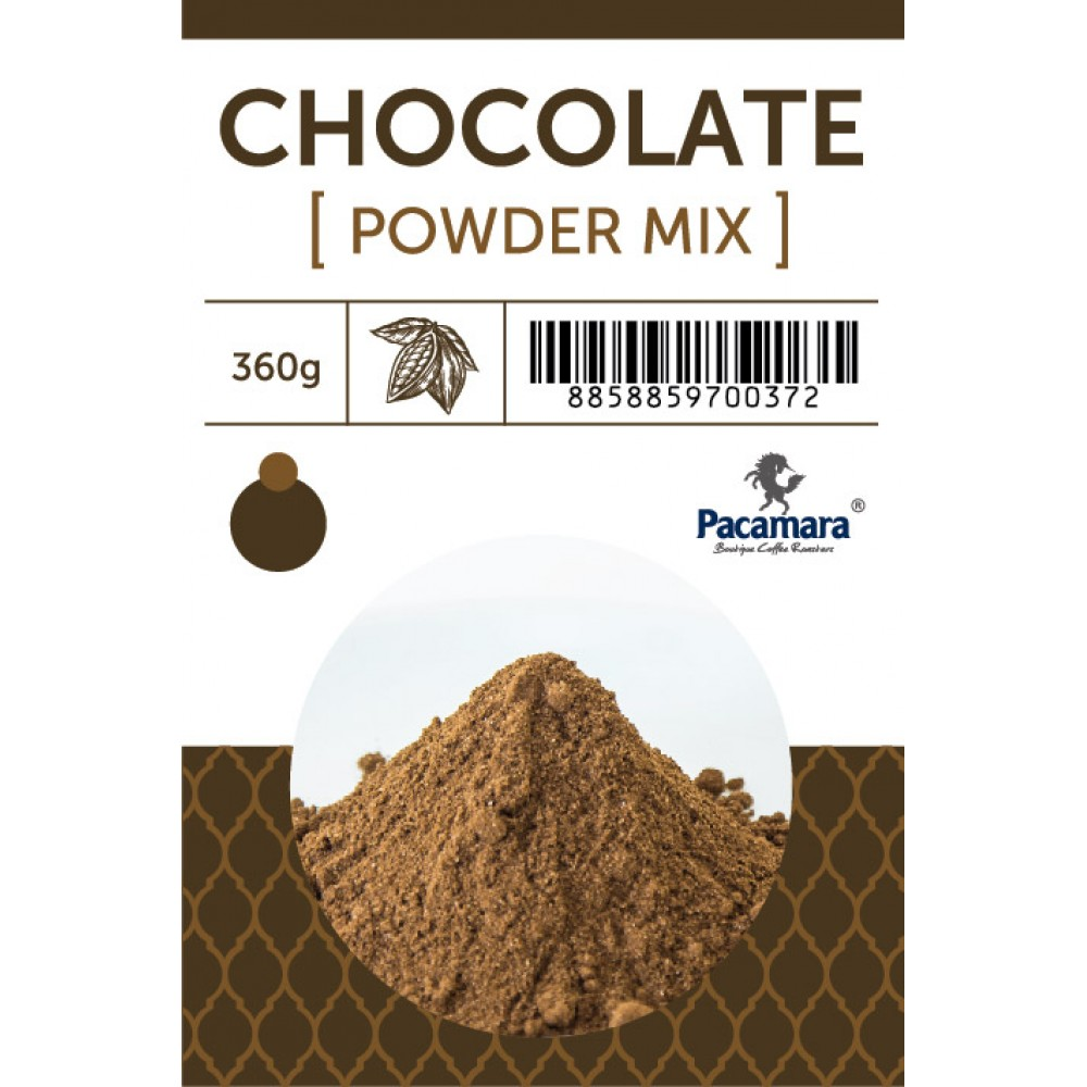 Concentrated Chocolate Powder