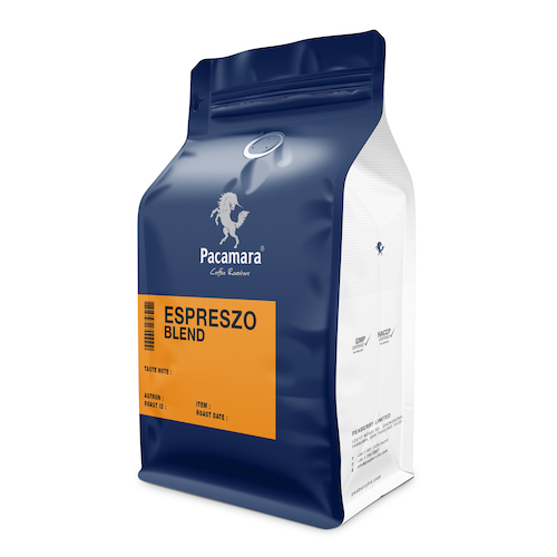 EspresZo Blend Roasted Coffee Beans