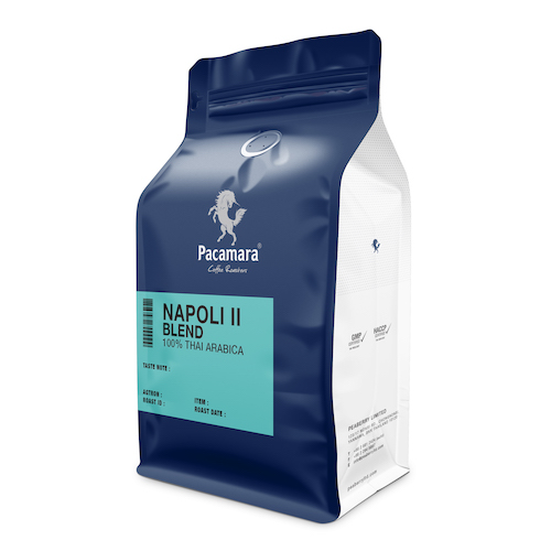 Napoli II Blend Roasted Coffee Beans