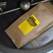 "Ethiopia Yigacheffe Haru Suke  PB ""Summer"" Natural Roasted Coffee bean 250g"