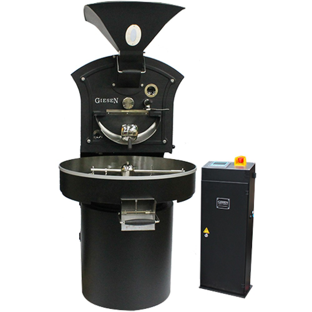 Giesen Coffee Roaster Type W15A Single Exhaust