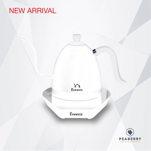 Brewista Variable Kettle Pure White 600 ml