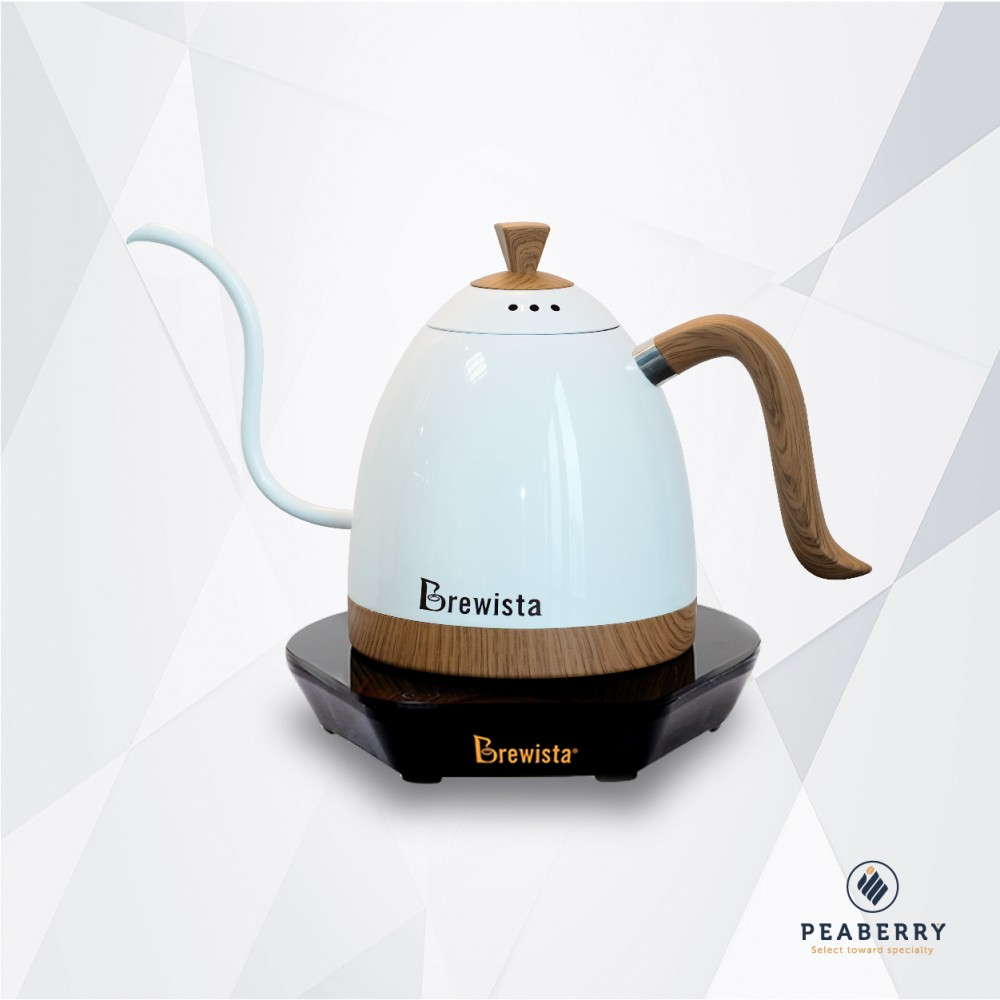 Brewista Variable Kettle Pearl White 600 ml