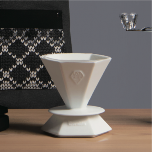 Brewista GEM Porcelain Dripper by Stefanos