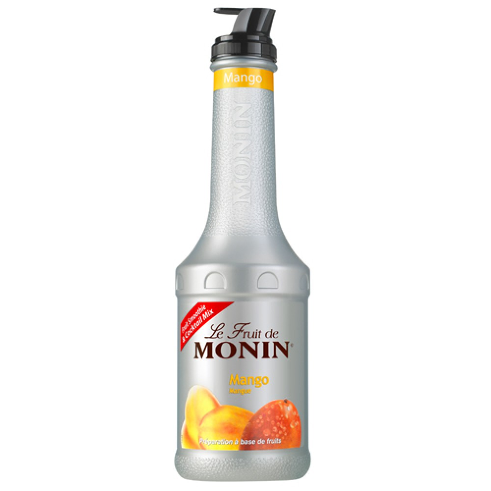 Monin Puree Mango 1L