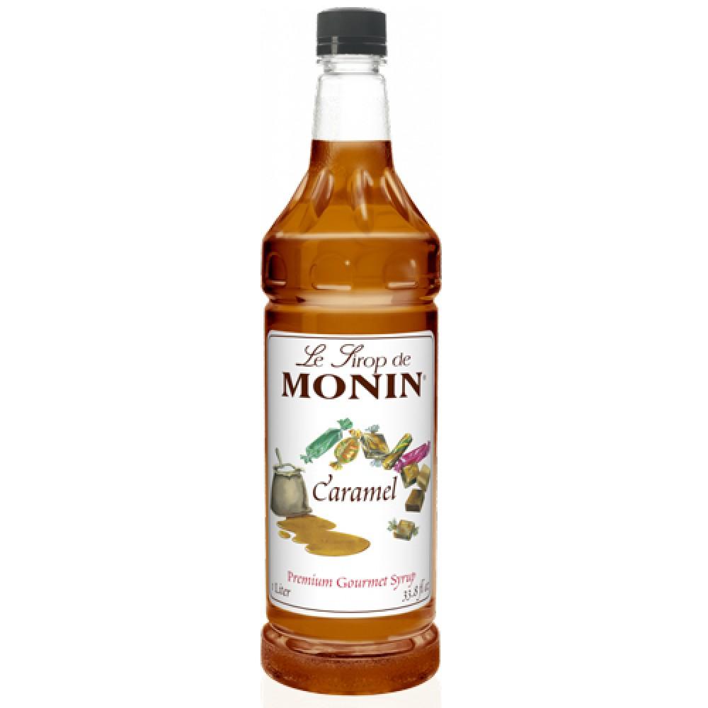 Monin Syrup Caramel 1L