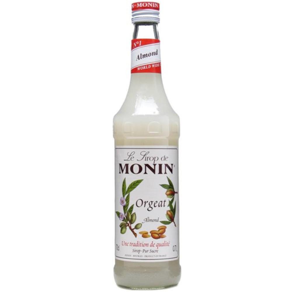 Monin Syrup Almond 700 ml.