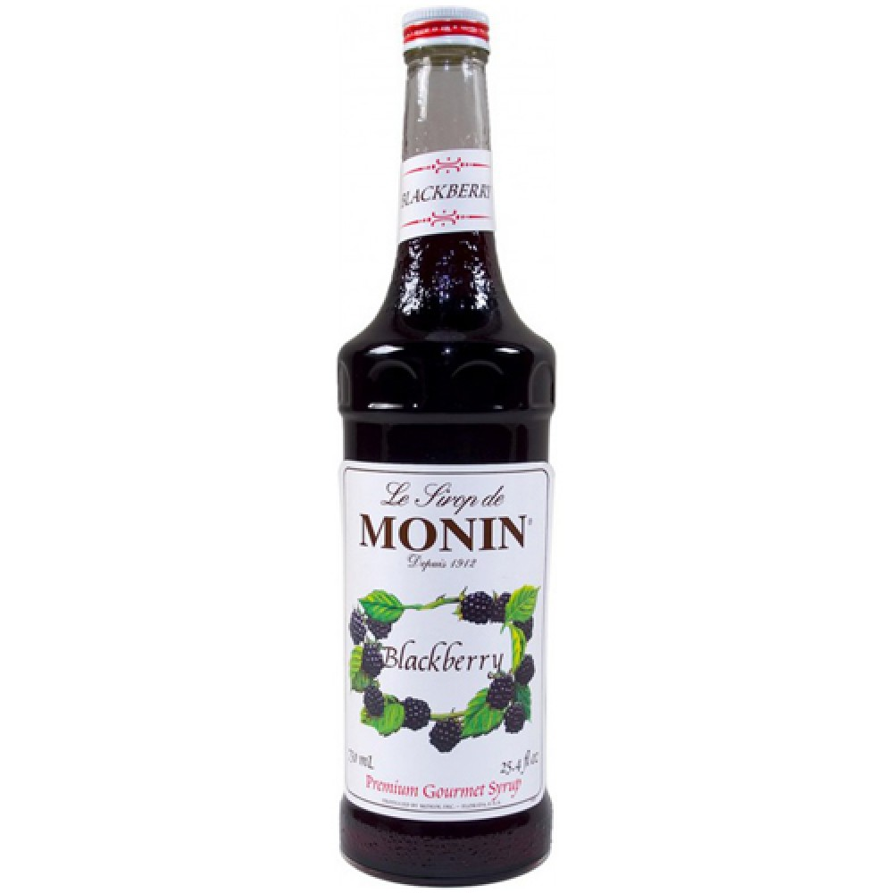 Monin Syrup Blackberry 700 ml.