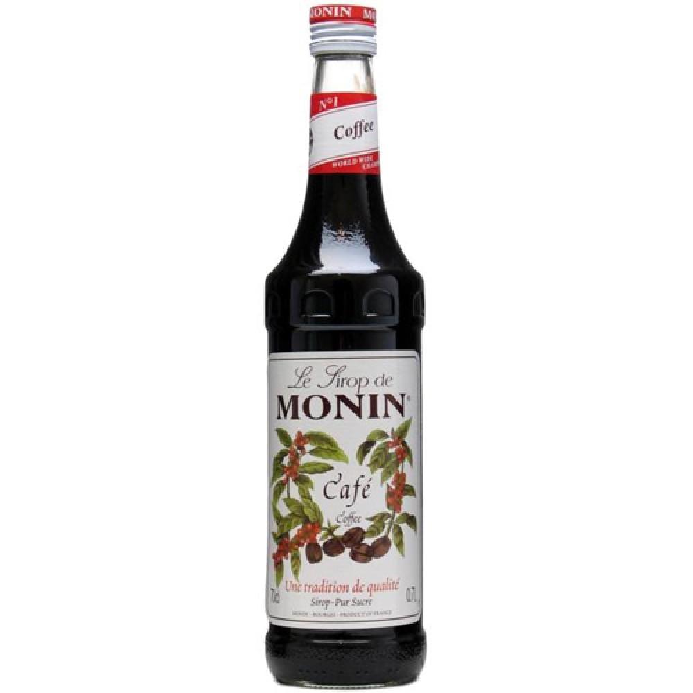 Monin Syrup Coffee 700 ml.
