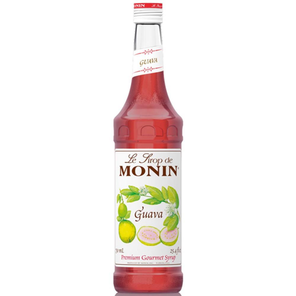 Monin Syrup Guava 700 ml.(ไม่นำเข้า)