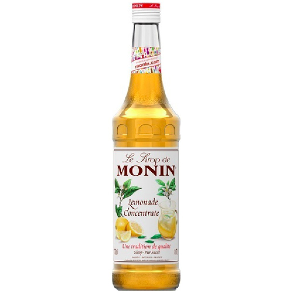 Monin Syrup Lemonade Concentrate 700 ml.