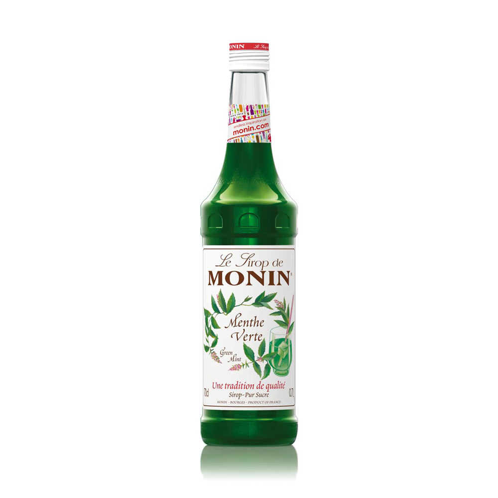 Monin Syrup Peppermint 700 ml.