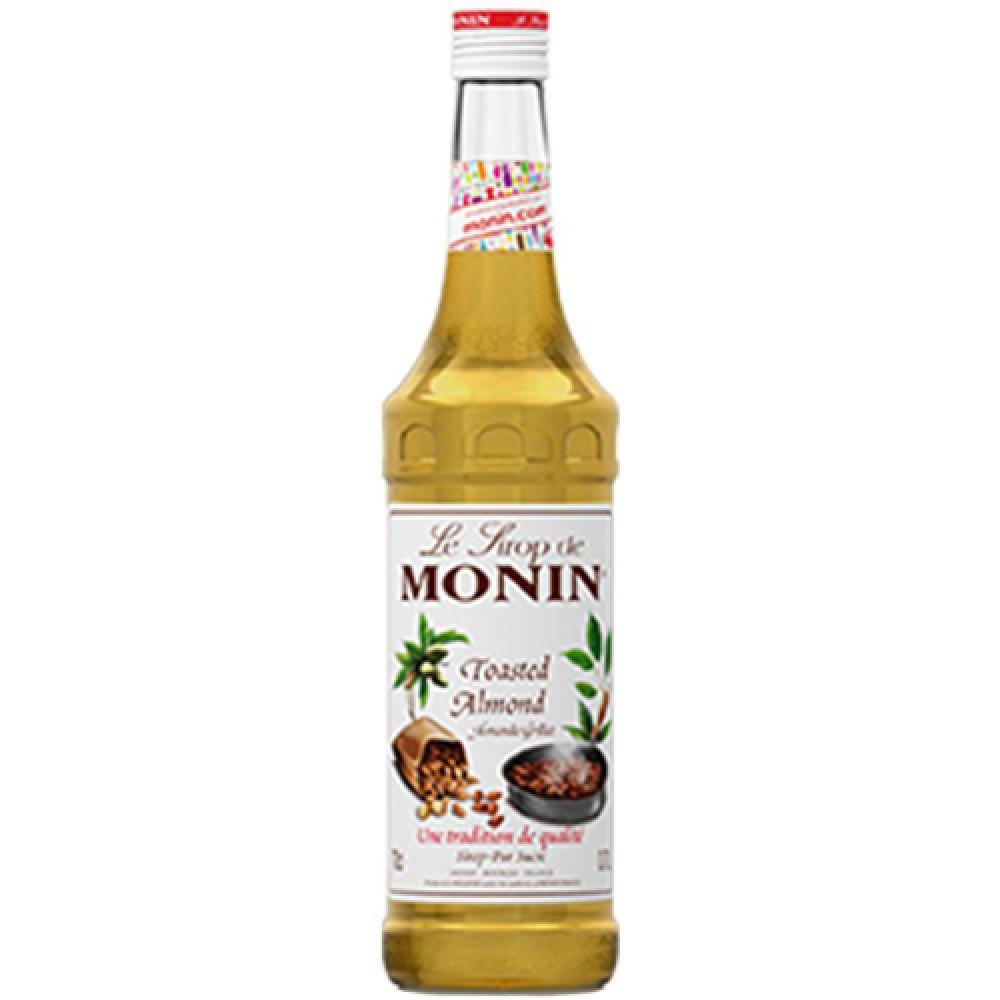 Monin Syrup Toasted Almond 700 ml.