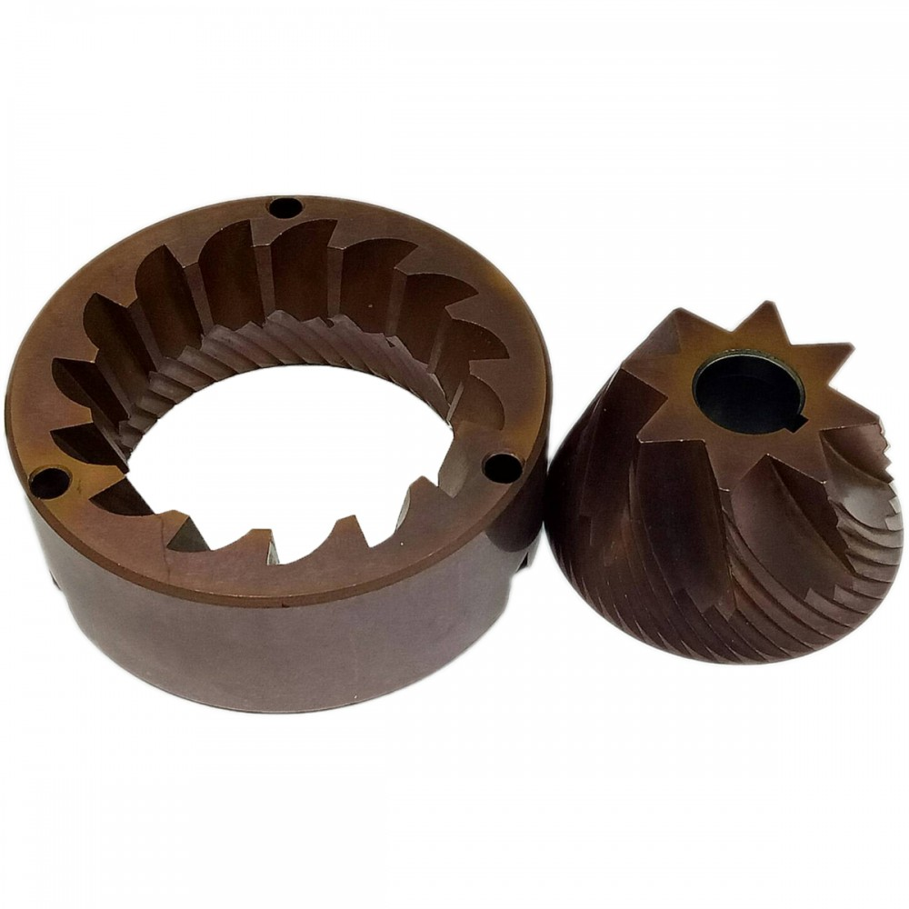 68 MM Conic Burr Set RSL (3 SCREWS)