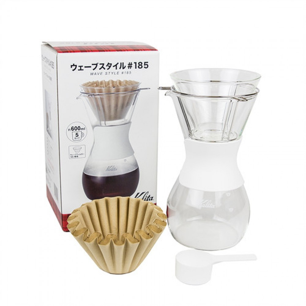 Kalita Wave Style Dripper Set 185