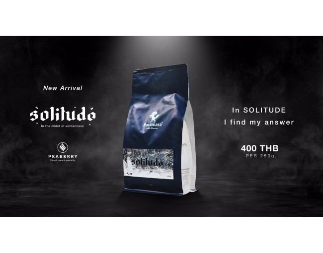 Solitude Blend Roasted Coffee Bean 250g