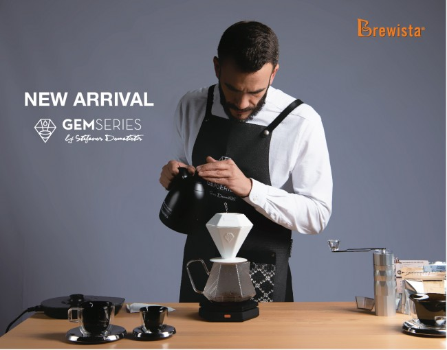 Dripper Brewer Brewista