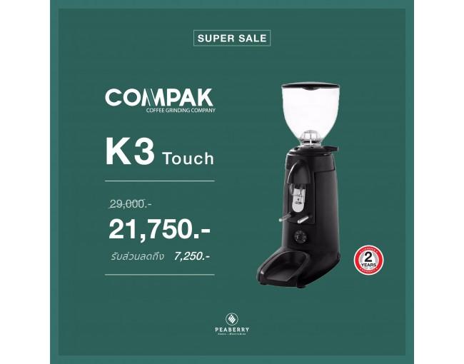 Compak Super Sale E3 Touch