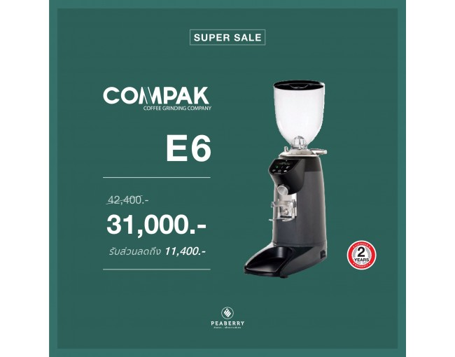 Compak Super Sale E6