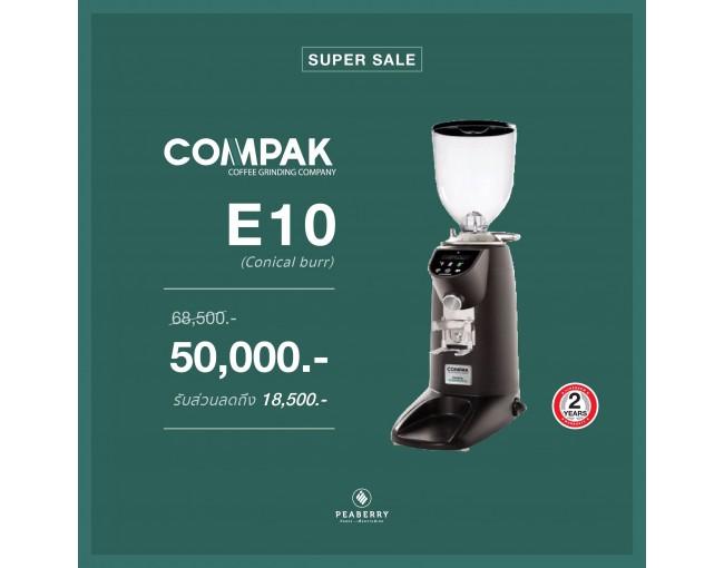 Compak Super Sale E10