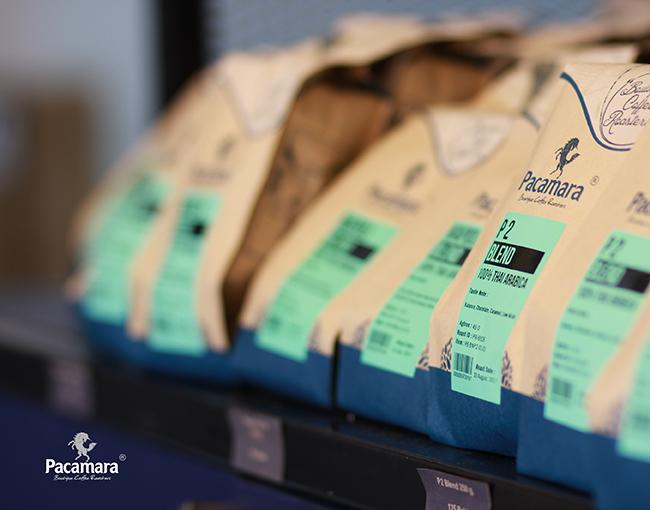 Pacamara Coffee Beans
